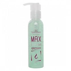 Higienizador Gel Max Clean 120ml